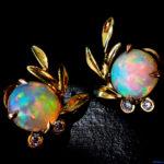 Opales Blanches d'Éthiopie - Photo Mediam Suisse - Tous droits réservés